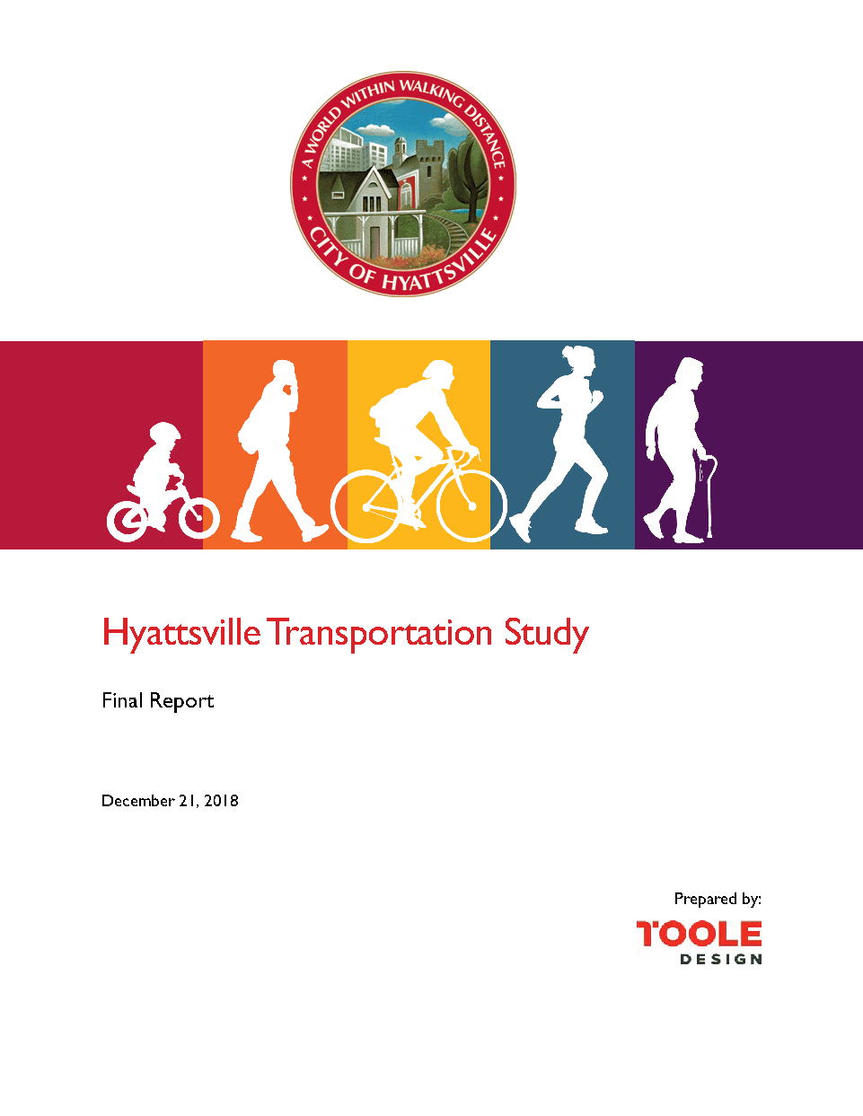 Transportation Study Cover